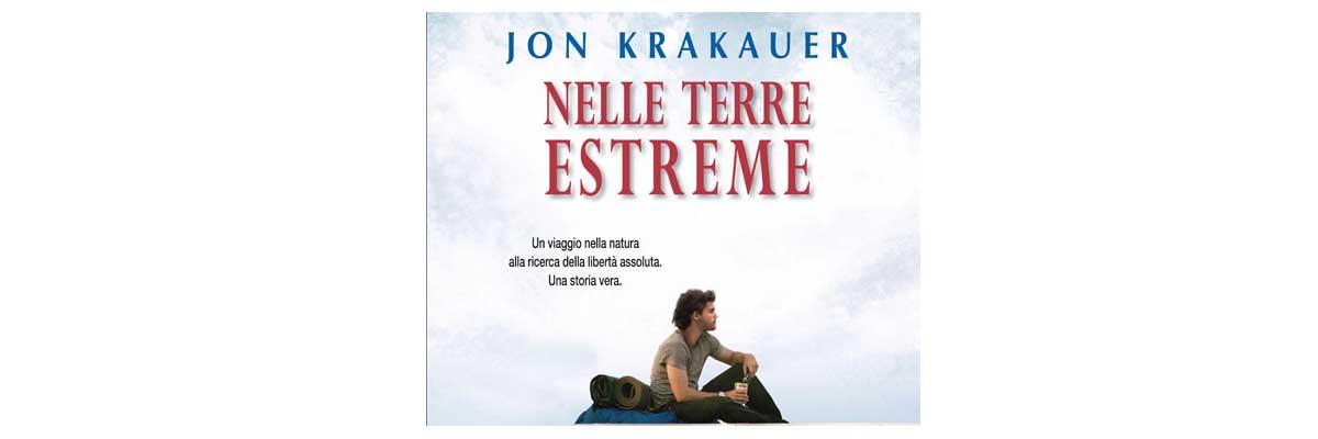 """Nelle terre estreme"" di Jon Krakauer"