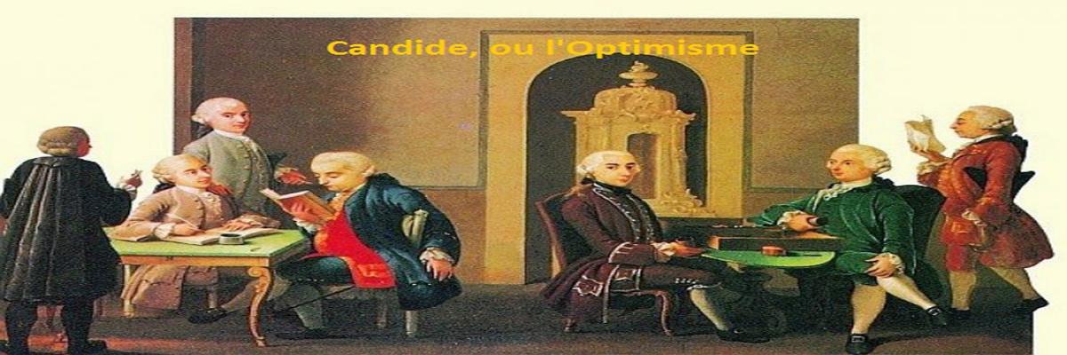 Candido di Voltaire