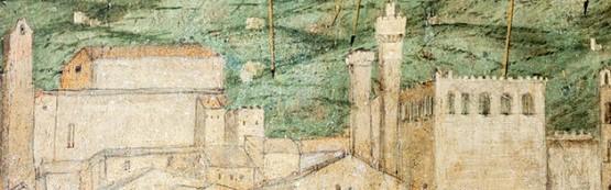 San Rocco e la piaga della peste - Arezzo 1477/1479 - nella pittura di Bartolomeo della Gatta