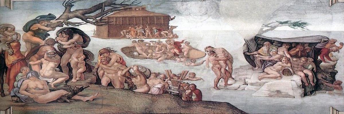 Un diluvio di miti
